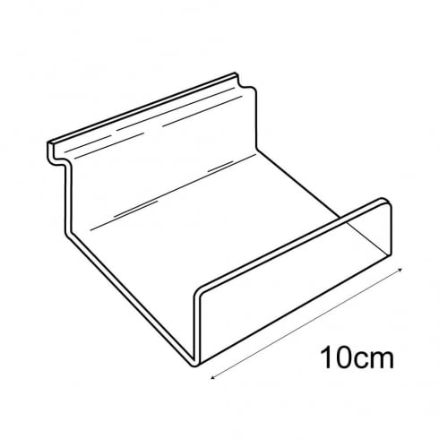 Frame display-slatwall (retail display & shop equipment)