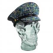 Glass skull: Clear