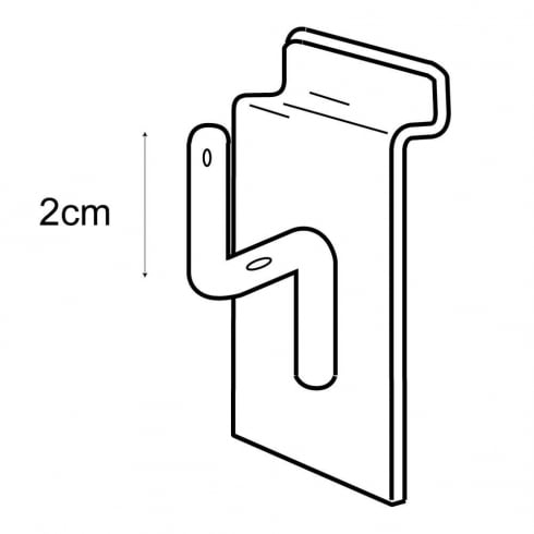 Hook-slatwall (plastic hooks & prongs for slatwall)