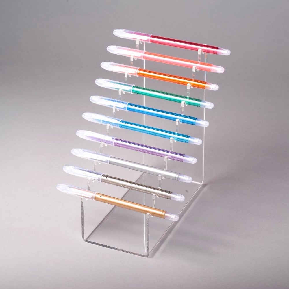 Acrylic Stand Designs : Pen displays acrylic perspex display