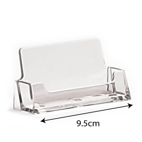Business card holders acrylic perspex acrylic display equipment landscape business card holder business card holders reheart Image collections