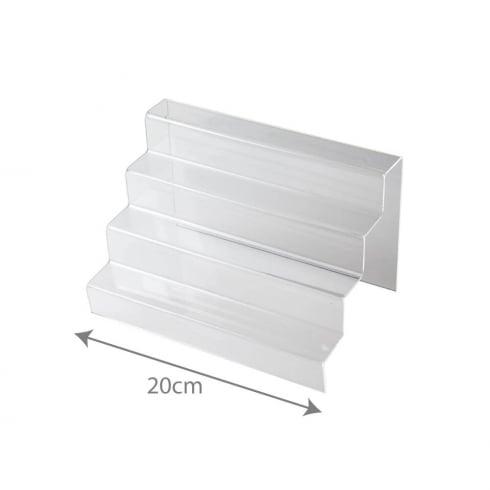 Mini 4 step (acrylic display steps)