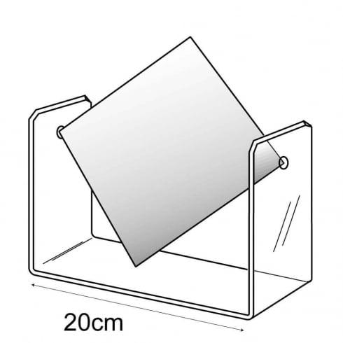 Mirror-counter (acrylic mirrors)