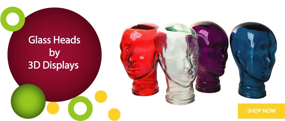 Glass Heads by 3D Displays