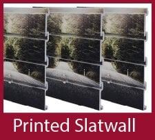 Printed Slatwall