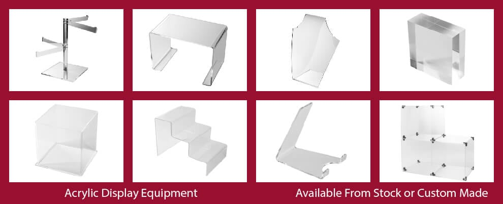 Stock products from 3D Displays