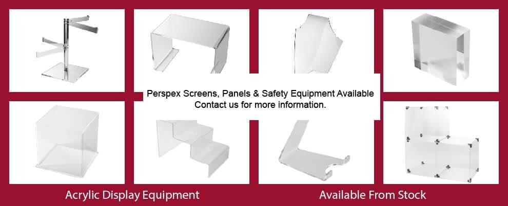Display Equipment - Covid19