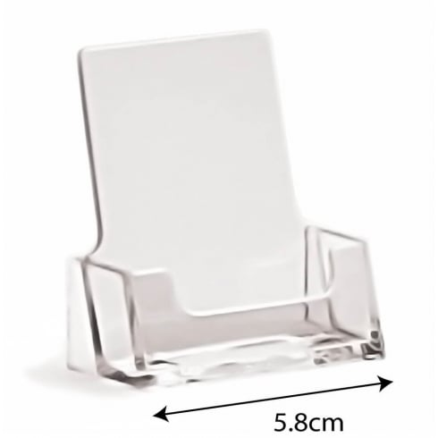 Portrait business card holder (business card holders)