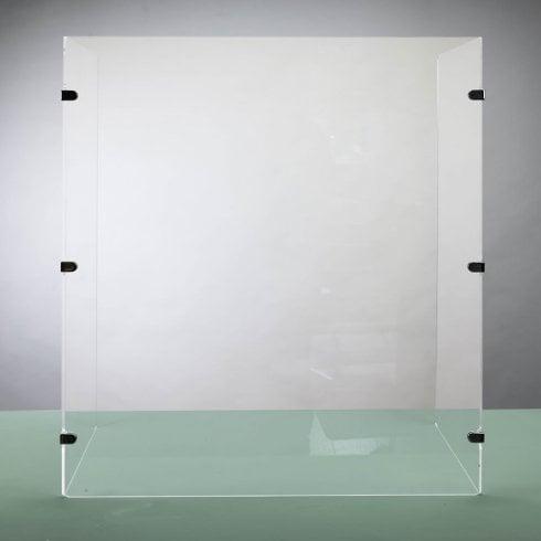Protective Desk Screen