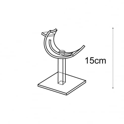 Shoe stand single (shoe display)