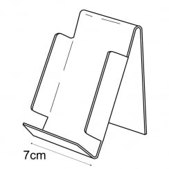 Smartphone display (acrylic mobile phone display)