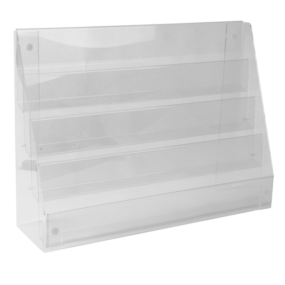 Postcard Holders Acrylic Perspex Display Equipment And