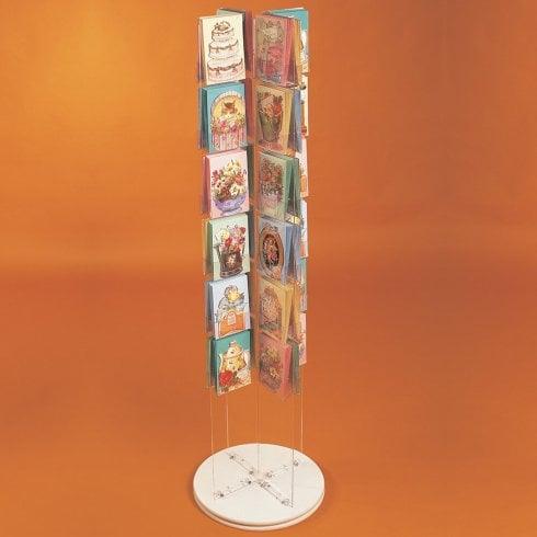 Standard card spinner-kit form (shop equipment extras)