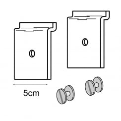 Stationery adaptor kit-slatwall (slatwall adaptor )